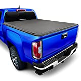 Tyger Auto T3 Soft Tri-Fold Truck Bed Tonneau Cover Compatible with 2015-2021 Chevy Colorado / GMC...