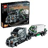 LEGO-Technic Mack Anthem Camion 2 en 1, Jeu Garçon et Fille 11 Ans et Plus, Jeu de Construction, 2595 Pièces 42078