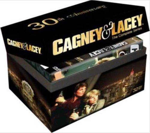 Cagney & Lacey / Complete [Edizione: Regno Unito] [Edizione: Regno Unito]