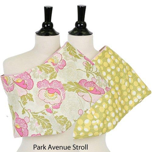 Peanut Shell Serendipity Reversible Baby Sling- Park Avenue Stroll