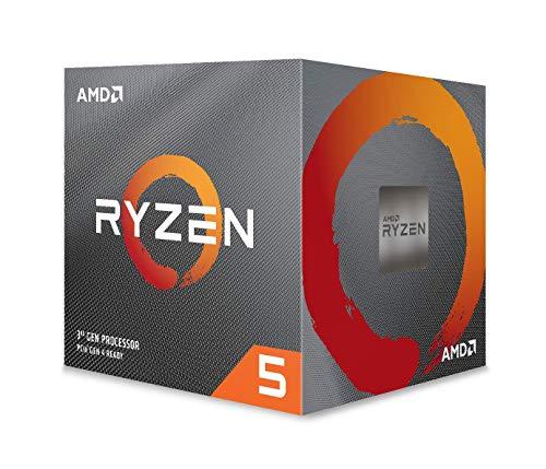AMD CPU Ryzen 5 2600 with Wraith Stealth cooler YD2600BBAFBOX