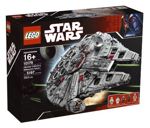 LEGO Star Wars Ultimate Collector's Millennium Falcon (Discontinued by manufacturer)