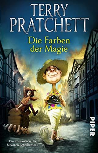 Die Farben der Magie: Ein Roman von der bizarren Scheibenwelt (Terry Pratchetts...