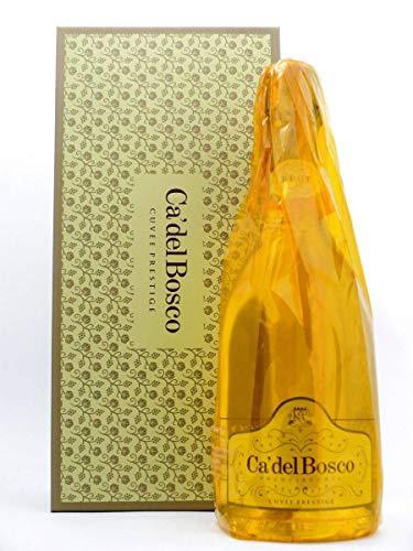 Franciacorta D.O.C.G. Cuve Prestige Astucciato Ca' Del Bosco Bollicine Lombardia 12,5%
