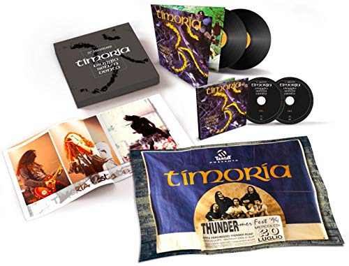 Viaggio Senza Vento, 25° Anniversario, Box 2CD + 2LP in Vinile Nero + Book + Poster