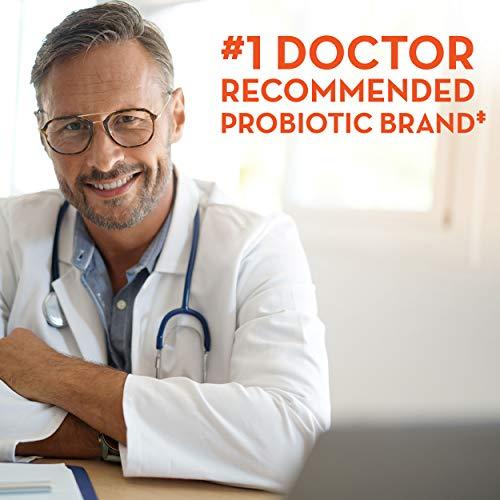 Align Probiotics Supplement, 63 Capsules, Natural Strain Probiotic Digestive Support for Adult Men and Women 3
