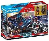 PLAYMOBIL 70464 Acción policial persecución de Alta Velocidad (Exclusivo)