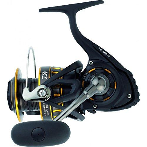 Daiwa BG2500 BG Saltwater Spinning Reel, 2500, 5.6: 1 Gear Ratio, 6+1 Bearings, 33.20' Retrieve...