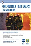 Firefighter I & II Exams Flashcard Book (Book + Online) (Firefighter Exam Test Preparation)