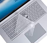 Ultra Thin Keyboard Cover for 2019-2021 Surface Laptop 4 3 Keyboard Cover for Microsoft Surface Laptop 4 3 13.5 & 15 Inch Laptop Keyboard Cover Skin, Surface Laptop 4 3 Accessories, US Layout