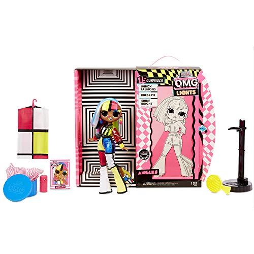 Image 7 - L.O.L. Surprise! Poupées mannequins collectionnables – Avec 15 surprises, vêtements et accessoires - Angles– Série O.M.G. Lights