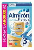 Almirón Advance con Pronutra 3 Leche de crecimiento en polvo desde los 12 meses 1,2 kg