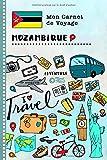 Mozambique Carnet de Voyage: Journal de bord avec guide pour enfants. Livre...