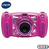 VTech – Kidizoom Duo 5.0 – Rose – Appareil Photo Enfant – Appareil...