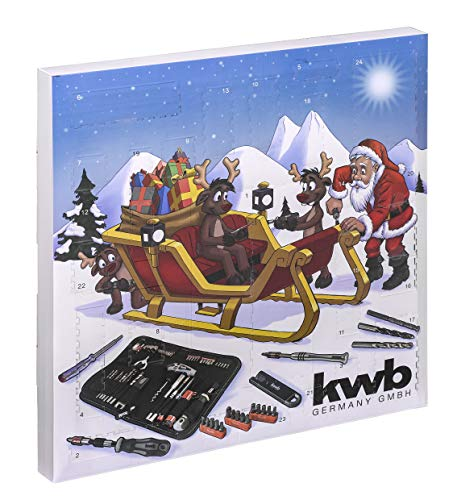 KWB 370138 Calendario dell'Avvento