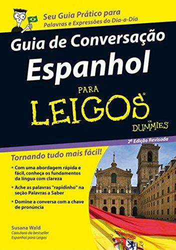 Guia De Conversação Espanhol Para Leigos