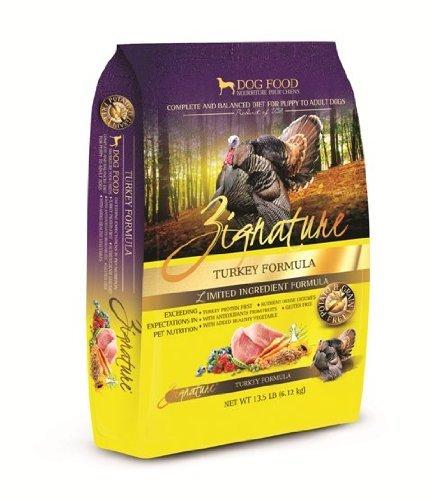 Zignature Turkey Limited Ingredient Premium Dry...
