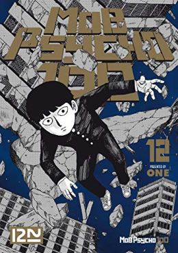 Mob Psycho 100 action anime series