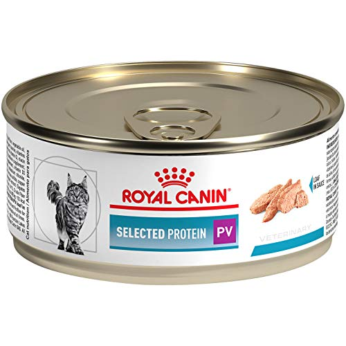 Royal Canin Feline Selected Protein PV Loaf in Sauce Canned Cat Food, 5.6 oz
