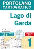 Lago di Garda. Portolano cartografico: 1