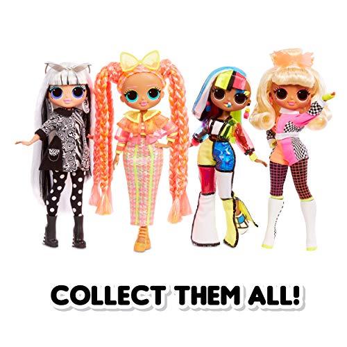 Image 9 - L.O.L. Surprise! Poupées mannequins collectionnables – Avec 15 surprises, vêtements et accessoires - Angles– Série O.M.G. Lights