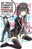 My youth romantic comedy is wrong, as i expected, vol. 1 (light novel)