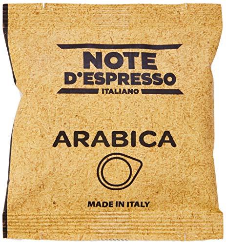 Note D'Espresso Arabica, Caffè in cialde, 7 g x 150 cialde