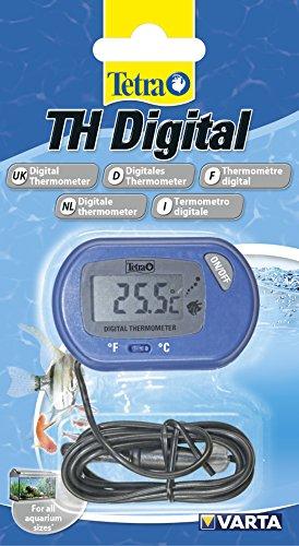 Tetra TH Digital Termómetro (para Todos los tamaños Acuarios, para...