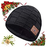 Bluetooth Beanie, Mens Gifts, Wireless Bluetooth Hat, Gift for Men...