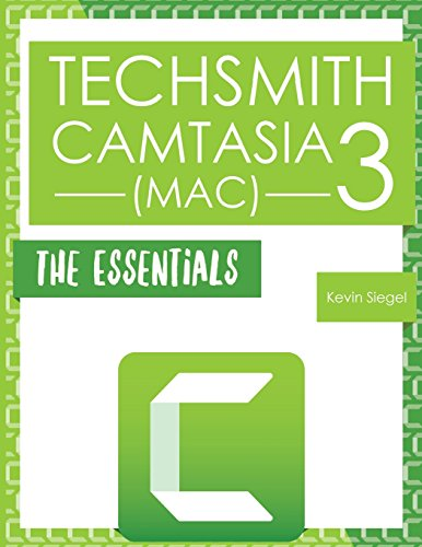 Techsmith Camtasia 3 (Mac)