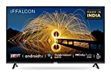 iFFALCON 103 cm (40 inches) Full HD Android Smart LED TV 40F2A (Black) (2021 Model) | With Built-in Voice Assistant