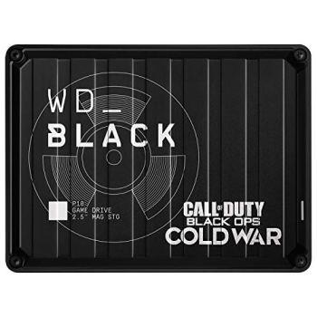 WD_BLACK Call of Duty: disque de jeu en édition spéciale Black Ops Cold War P10 2To