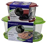 progressive 1 X Berry Fruit & Veggie Keeper Set