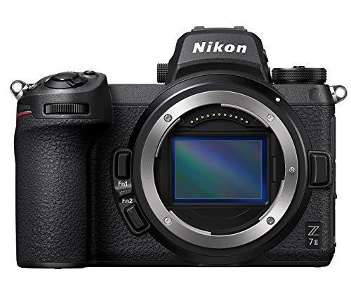 Nikon ミラーレスカメラ 一眼 Z7II ボディ black