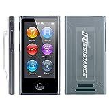 Resistance + iPod Nano 7th Generation Case + iPod Nano 7th & 8th Case - iPod Nano Case with Clip (Clear) - iPod Nano Cases