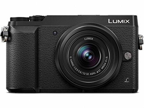 PANASONIC LUMIX GX85 Camera with 12-32mm Lens, 4K,...