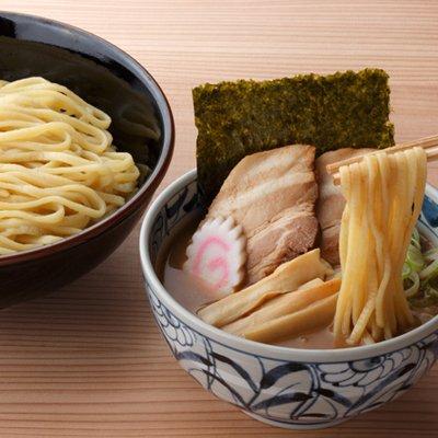 高砂食品 濃厚魚介つけ麺 5食入り 半生麺&魚介醤油スープ【常温保存可能】