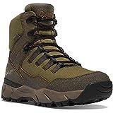 Danner Men's Vital Trail 5' Hiking Boot, Brown/Olive, 9 Wide
