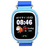 9Tong Reloj Inteligente para Niños con GPS, Reloj Inteligente para Niños con Rastreador GPS y...