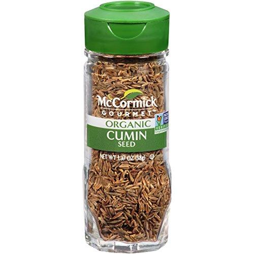 McCormick Organic Whole Cumin Seed