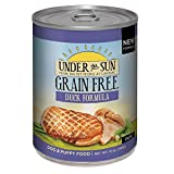 Canidae Under The Sun Grain Free Dog Wet Food Duck Formula, 13 Oz (12-Pack)