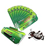 10 Packs Cockroach Trap Roach Trap Pet Safe Non Toxic Cockroach Killer Indoor Home Indoor Infestation
