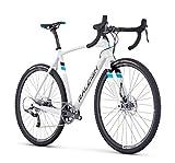 RALEIGH Bikes RXC Cyclocross Bike, Grey, 62cm/XX-Large