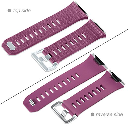 Maledan Replacement Bands Compatible for Fitbit Ionic Women Men, 12-Pack