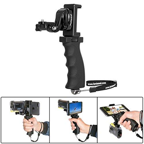 Fantaseal - Treppiede per fotocamera + selfie stick