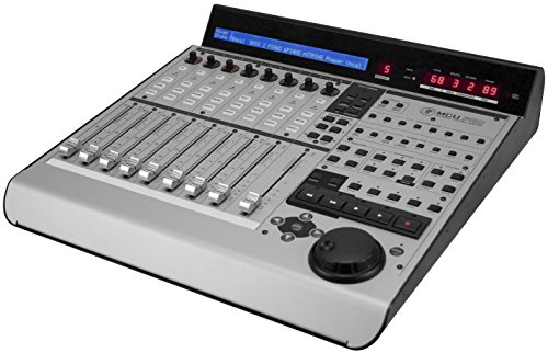 Mackie Control Universal Pro, 8-channel Control Surface with USB (MCU Pro)