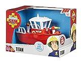 Sam Le Pompier – Titan – Bateau avec Lance à Incendie