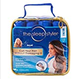 The Sleep Styler - As Seen on Shark Tank - Heat Free Curlers,. Includes 8 Mini (3 Inch) Rollers