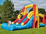BeBop Grande Aire de Jeux Gonflable...