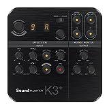 Creative Sound Blaster K3+ USB Powered 2 Channel Digital Mixer...